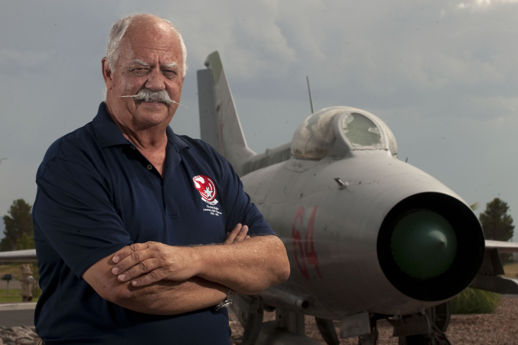 Former US MiG pilot retells 4477th TES experience